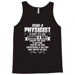 being a physicist Tank Top | Artistshot