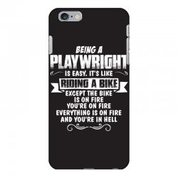 being a playwright iPhone 6 Plus/6s Plus Case | Artistshot