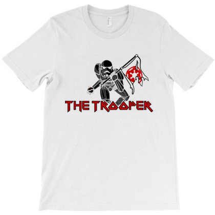 The Maiden Film T-shirt Designed By Firework Tess