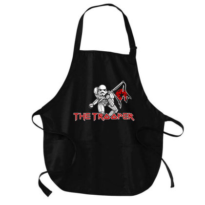 The Maiden  Movies Medium-length Apron Designed By Firework Tess