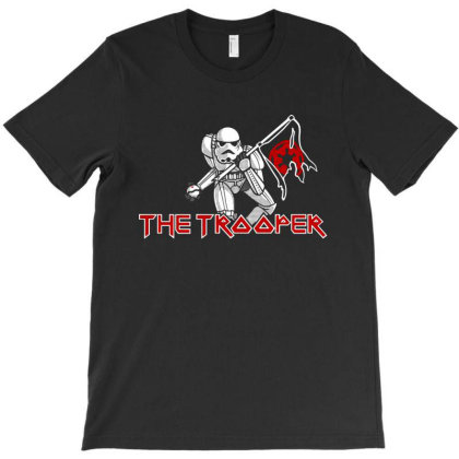 The Maiden  Movies T-shirt Designed By Firework Tess