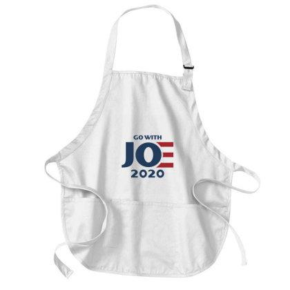 Go With Joe 2020 Medium-length Apron Designed By Qudkin