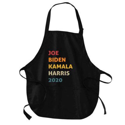 Joe Biden Kamala Harris 2020 Medium-length Apron Designed By Qudkin