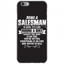 being a salesman iPhone 6/6s Case | Artistshot