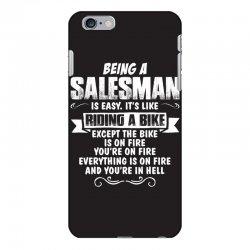 being a salesman iPhone 6 Plus/6s Plus Case | Artistshot