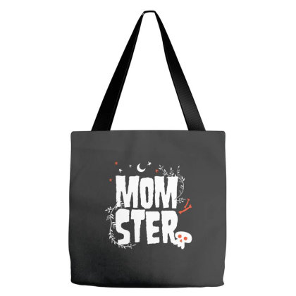 Momster Tote Bags Designed By Zizahart