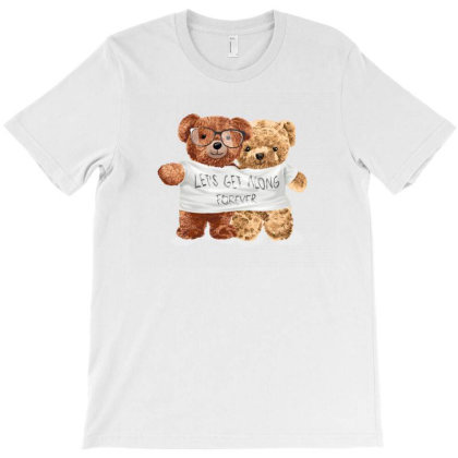 Friends T-shirt Designed By Disgus_thing