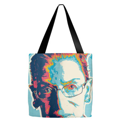 Vintage Notorious Rbg Ruth Bader Ginsberg Shirt Tote Bags Designed By Nhan0105