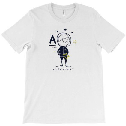 Astronaut T-shirt Designed By Disgus_thing