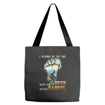 Funny Bigfoot Tote Bags Designed By Mrt90