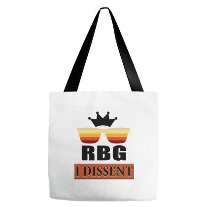 Ruth Bader Ginsburg Tote Bags Designed By Elegance99