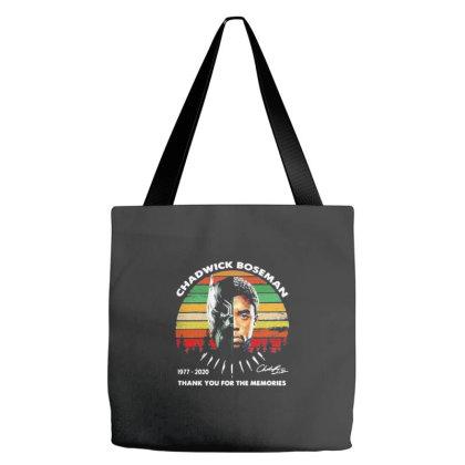 Black Panther Chadwick Boseman 1977 2020 Tote Bags Designed By Kakashop
