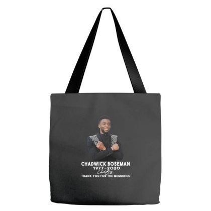 Chadwick Boseman 1977 2020 Tote Bags Designed By Kakashop