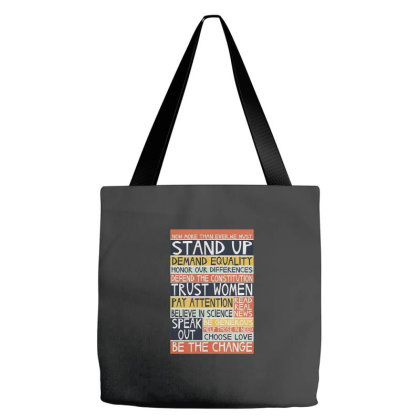 Rbg Notorious Stand Up Trust Women Tote Bags Designed By Kakashop