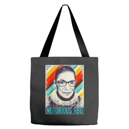 Ruth Bader Ginsburg Notorious Rbg Tote Bags Designed By Romeo And Juliet