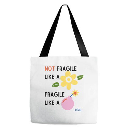 Rgb   Fragile Like A Bomb Tote Bags Designed By Romeo And Juliet