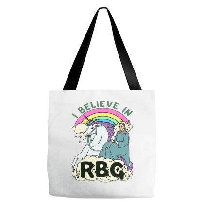 I Believe In Rbg Ruth Bader Ginsburg Tote Bags Designed By Romeo And Juliet