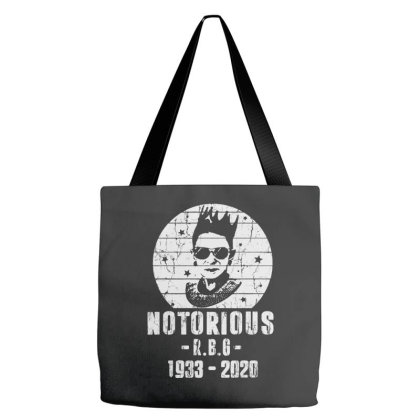 19332020 Notorious Rbg Ruth Bader Ginsburg Tote Bags Designed By Romeo And Juliet