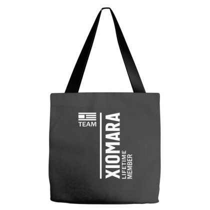 Xiomara Personalized Name Birthday Gift Tote Bags Designed By Cidolopez