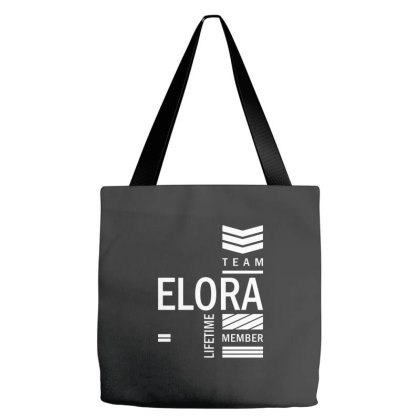 Elora Personalized Name Birthday Gift Tote Bags Designed By Cidolopez