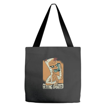 Mummy Call Tote Bags Designed By Zizahart