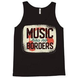 music has no borders Tank Top | Artistshot