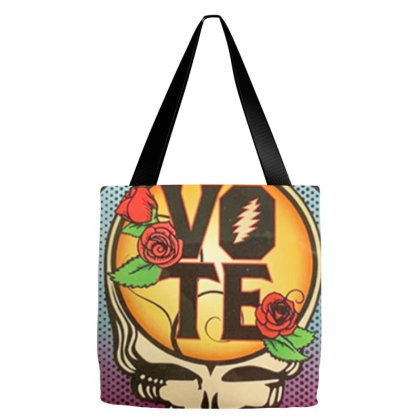 Vote This Darkness Has Got To Give Tote Bags Designed By Schulz-12