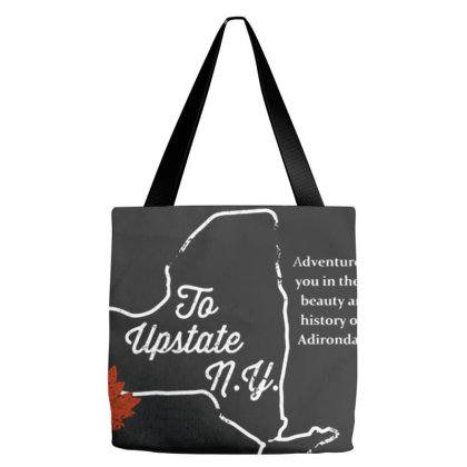 Upstate New York Tote Bags Designed By Roderick