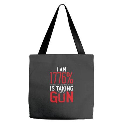 My Gun Tote Bags Designed By Zizahart