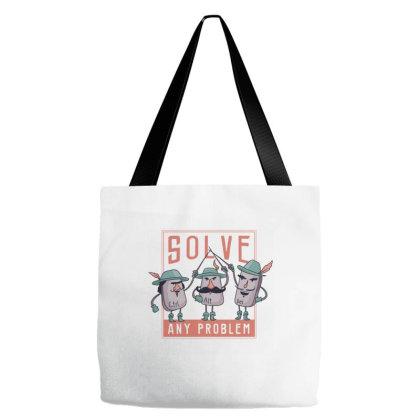 Muskeyteers Tote Bags Designed By Zizahart