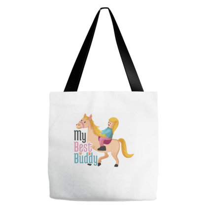 My Best Buddy Tote Bags Designed By Zizahart