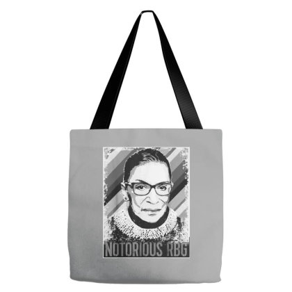 Ruth Bader Ginsburg Notorious Rbg Tote Bags Designed By Smile 4ever