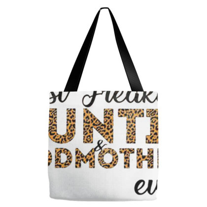 Best Freakin' Auntie Godmother Tote Bags Designed By Schulz-12