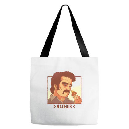 Nachos Drug Lord Tote Bags Designed By Zizahart