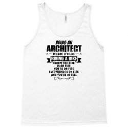 being an architect copy Tank Top | Artistshot