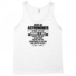 being an astronomer copy Tank Top | Artistshot