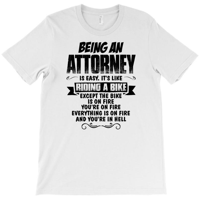 Being An Attorney Copy T-shirt | Artistshot
