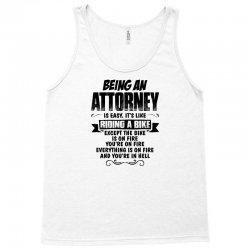 being an attorney copy Tank Top | Artistshot