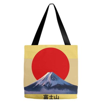 Fuji San Tote Bags Designed By Tanjung Bayu