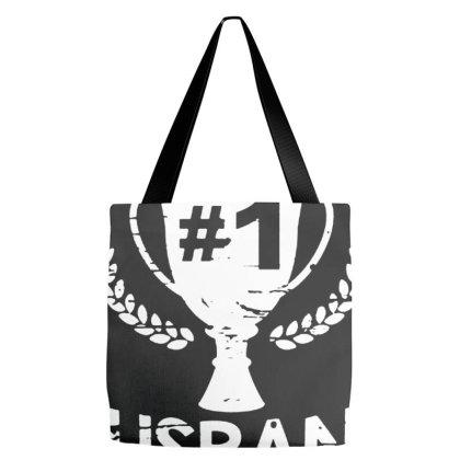 One Husband Tote Bags Designed By Kingsart