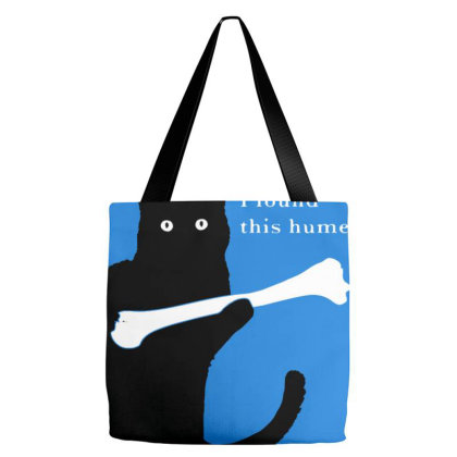 I Found This Humerus Tote Bags Designed By Kingsart