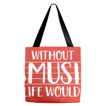 Musick World Tote Bags Designed By Kingsart