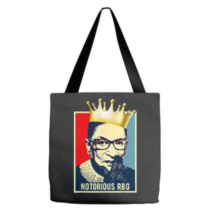 Women Notorious Rbg Tote Bags Designed By Kimochi