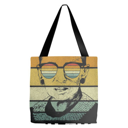When There Are Nine Shirt Ruth Bader Ginsburg Rbg Feminist T Shirt Tote Bags Designed By Schulz-12