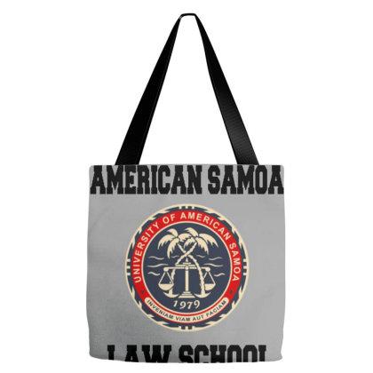 Samoa Law School Tote Bags Designed By Huda Yofandreas