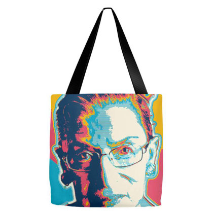 Vintage Notorious Rbg Tshirt Tote Bags Designed By Schulz-12