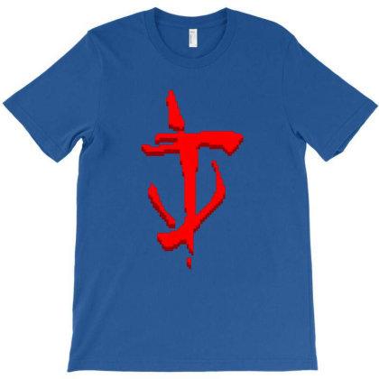 Band T-shirt Designed By Naura Prisillya