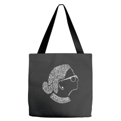 Notorious Rbg   Ruth Bader Ginsburg Quotes Tote Bags Designed By Kimochi