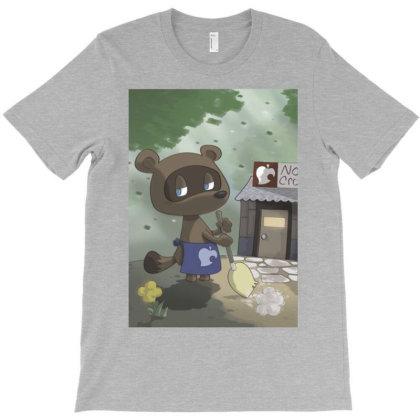 Leaf T-shirt Designed By Naura Prisillya