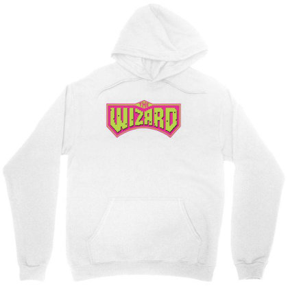 The Wizard Movie Unisex Hoodie Designed By Mina Aksarani